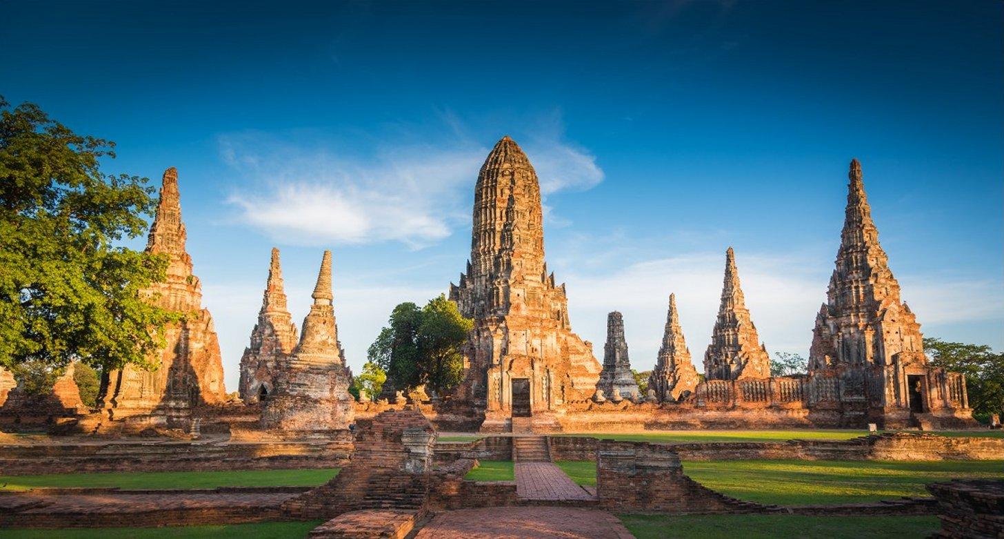 Ayutthaya Historisch Park