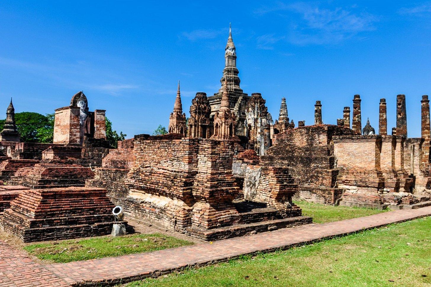 Sukhothai Historisch Park