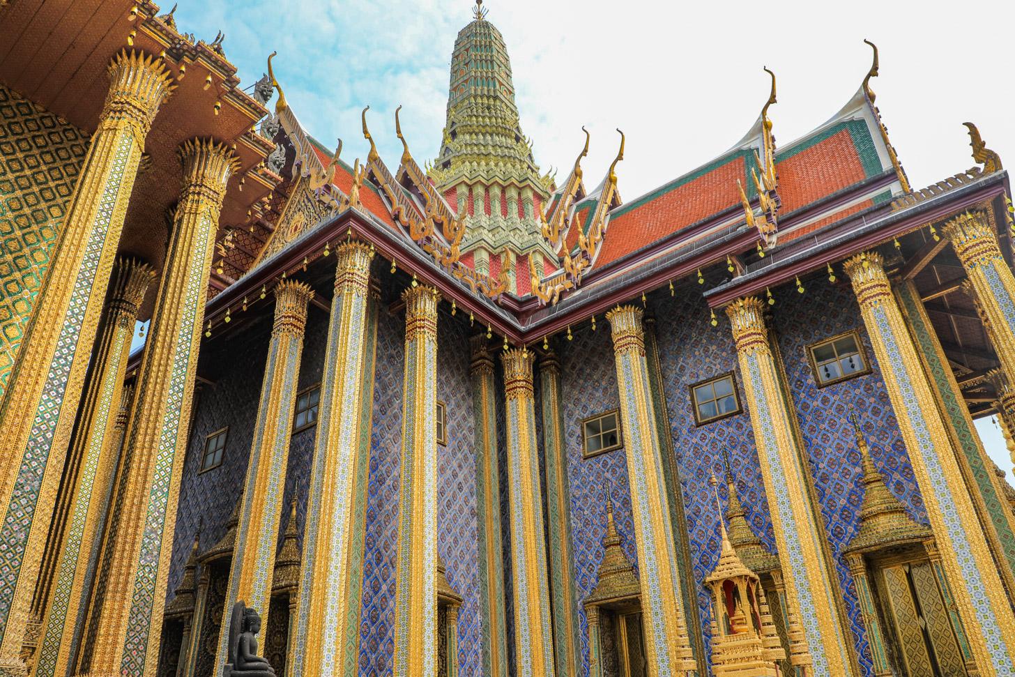 Grand Palace en Wat Phra Kaew