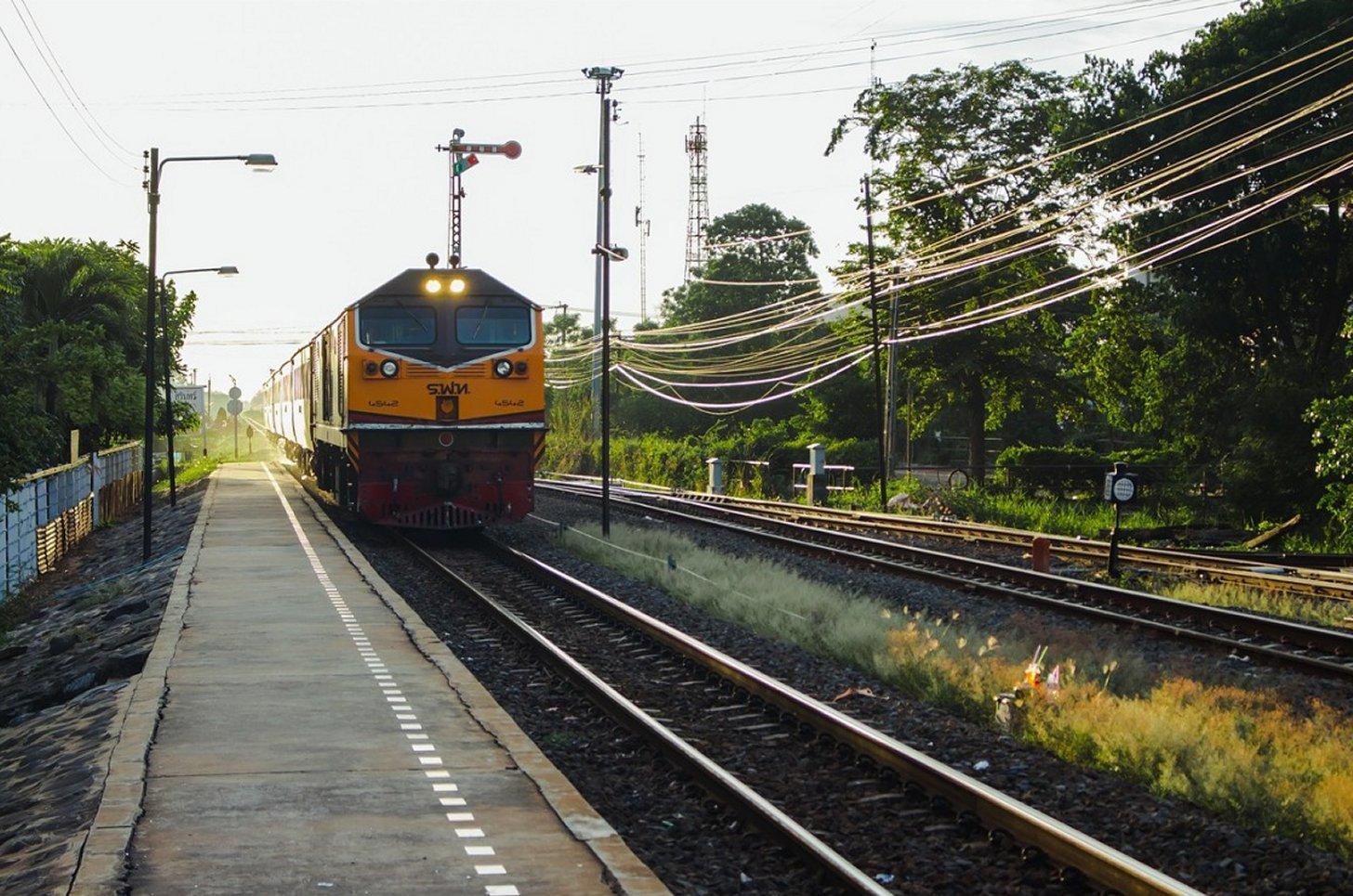 Reizen in Thailand