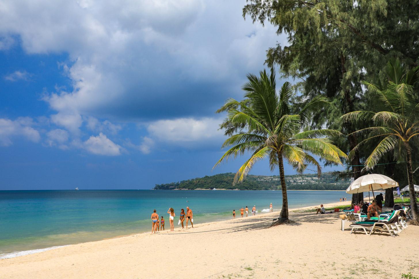 Vakantie in Thailand